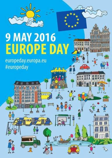 europe day 9th may